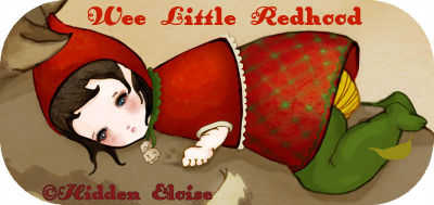 Wee little redhood