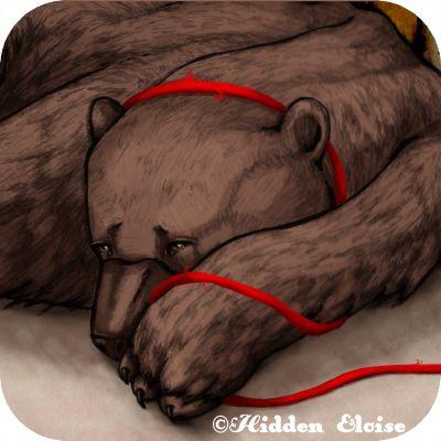 Little lost Bear 1