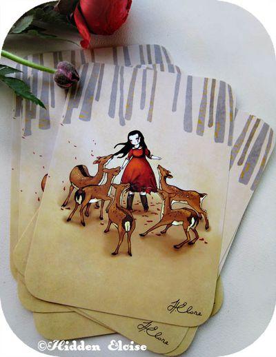 Envy Postcard