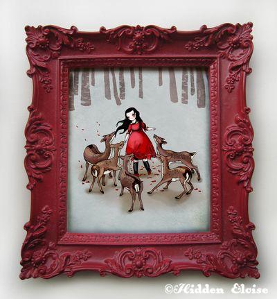 Envy framed
