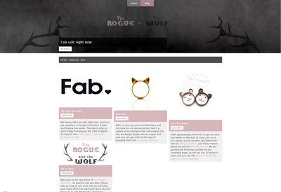 R+W Blog snapshot